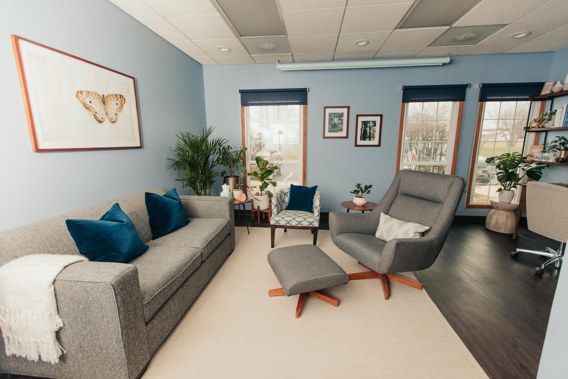 South Barrington Therapist Office